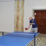 Спартакиада-2018. Настольный теннис