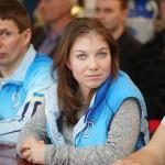 Глава ХОГА посетила спортивный комплекс «Динамо»