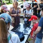 Харьковские динамовцы провели мероприятие, посвящённое Дню защиты детей