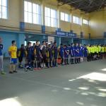 Кубок памяти В. В. Фомина по мини-футболу 2019