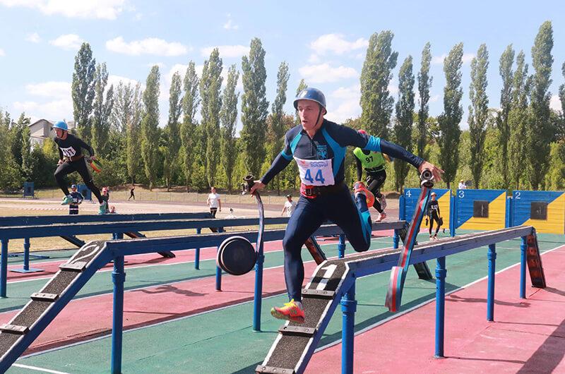 Чемпионат Украины по пожарно-прикладному спорту 2019