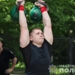 Спартакиада-2019. Гиревой спорт 4 группа