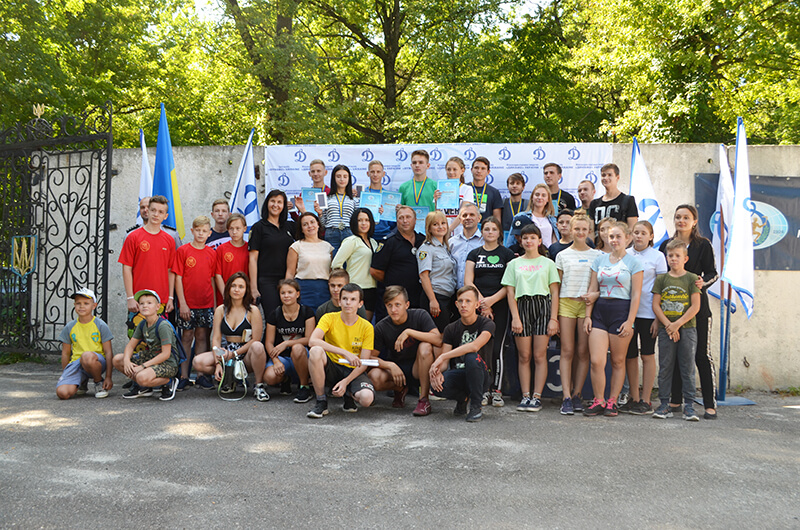 Финал Кубка Харьковского «Динамо» по спортивному ориентированию 2019
