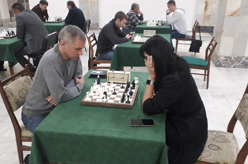 Спартакиада-Здоровье 2019. Шахматы