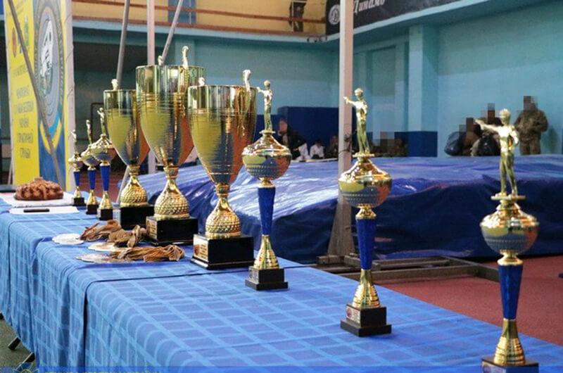 В Харькове состоялся чемпионат СБУ по практической стрельбе