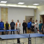Кубок ХОО ФСО «Динамо» Украины по настольному теннису 2019