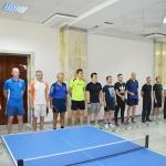 Спартакиада-Здоровье 2019. Настольный теннис
