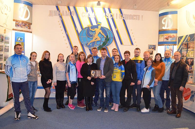 КСДЮШОР «Динамо» - лучшая динамовская школа Украины по итогам 2018 года
