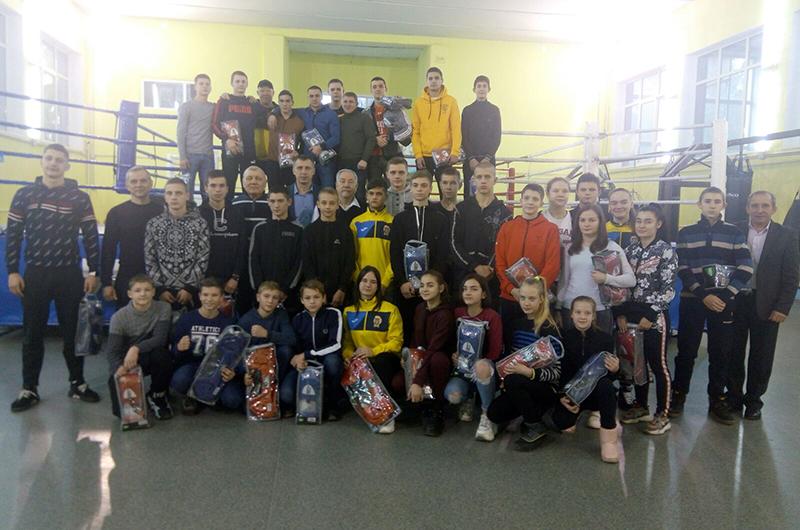 Подведение итогов выступления боксеров Харьковского «Динамо» в 2019 году