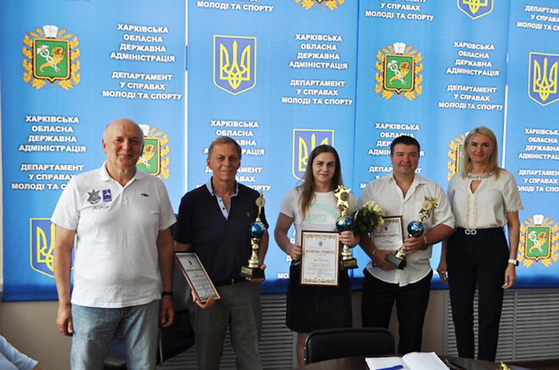 Ирина Деха - спортивная звезда Слобожанщины за январь 2020 года