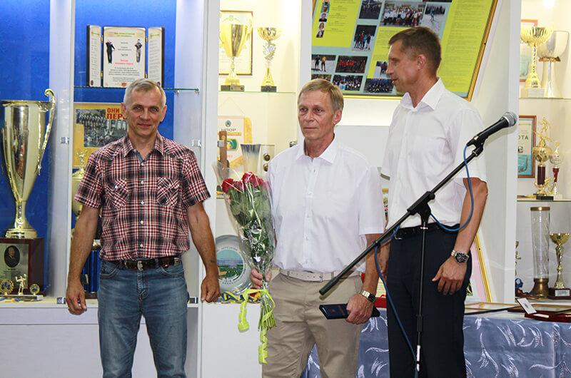 С юбилеем Валерий Николаевич!