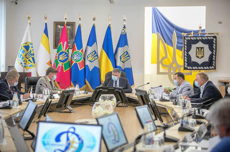 Президиум ФСО «Динамо» Украины рассмотрел основные направления деятельности общества