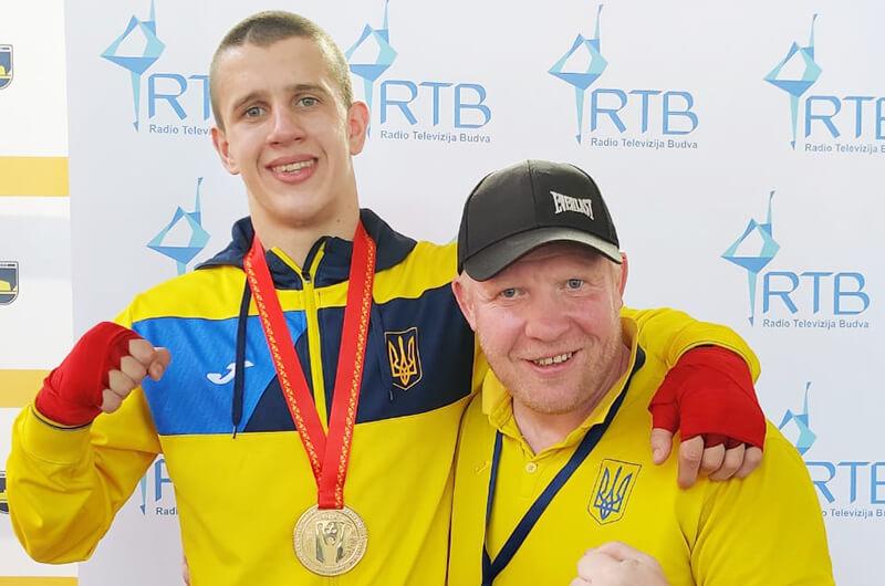 Бокс. Никита Горбатенко и Даниил Дрыжак призеры чемпионата Европы 2020