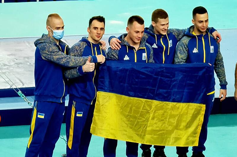 Владислав Грико - чемпион Европы по спортивной гимнастике 2020