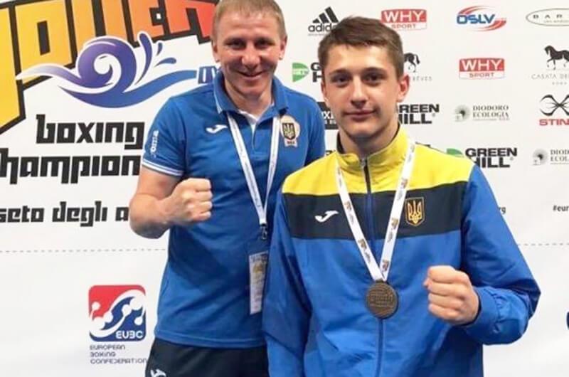 Бокс. Богдан Толмачев - чемпион Украины 2021