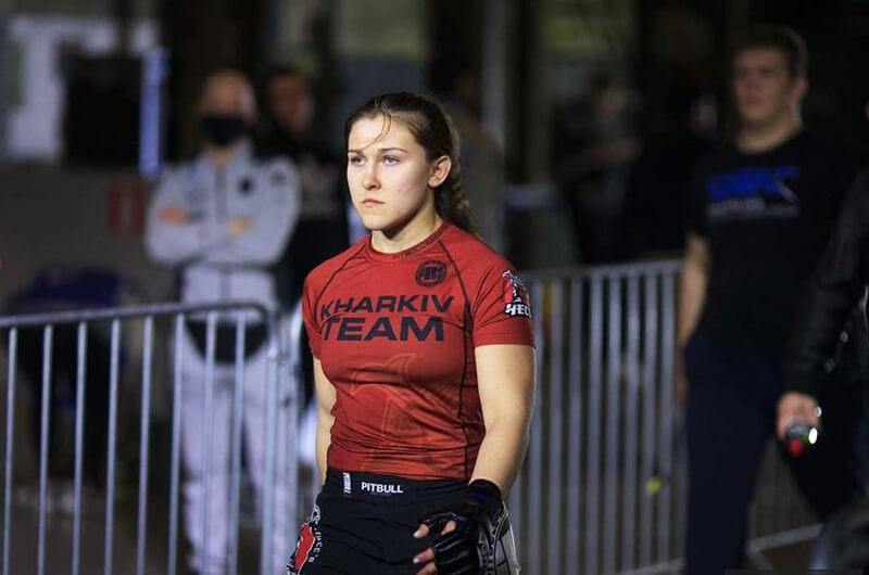 Смешанные единоборства MMA. Екатерина Шакалова - победительница «Babilon MMA 19»