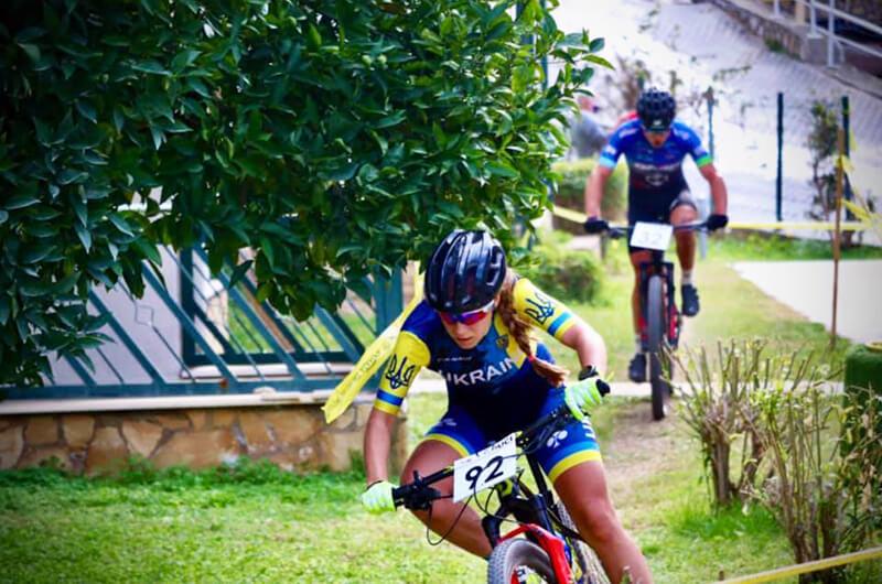 Велоспорт (МТВ). Мария Сухопалова - победительница «Incekum - Velo Alanya MTB Cup»