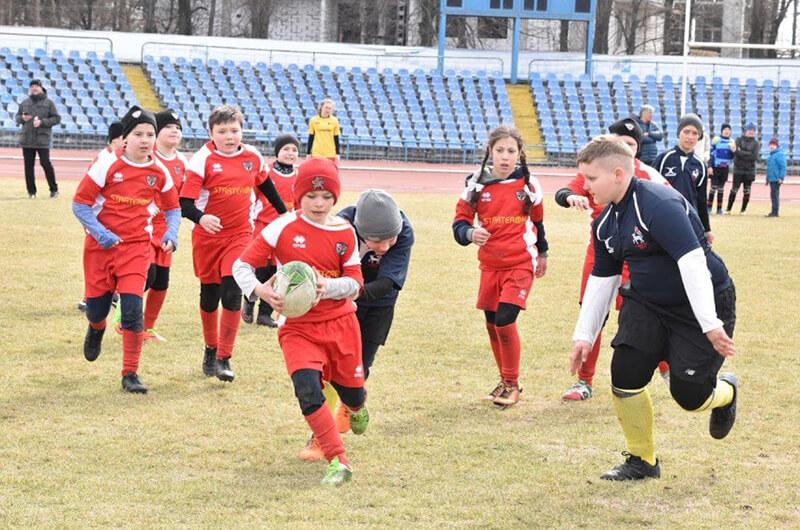 Регби. Итоги юношеского чемпионата Украины (восточный регион) 2021