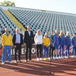 Динамовцы Харькова отметили «День физической культуры и спорта Украины»