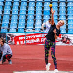 Легкая атлетика. Юношеский чемпионат Харьковской области 2021